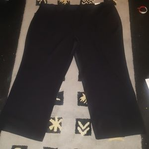 CJ Banks classic fit trousers plus nwt 30w